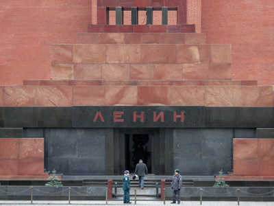 All monuments of Lenin to be removed from Russian cities