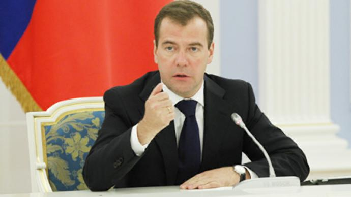 Medvedev promises more changes in electoral law