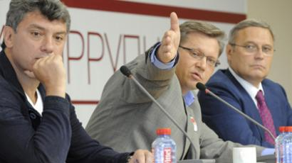 Yabloko party predicts early vote
