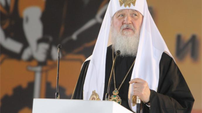 Patriarch urges strength in face of smear campaign