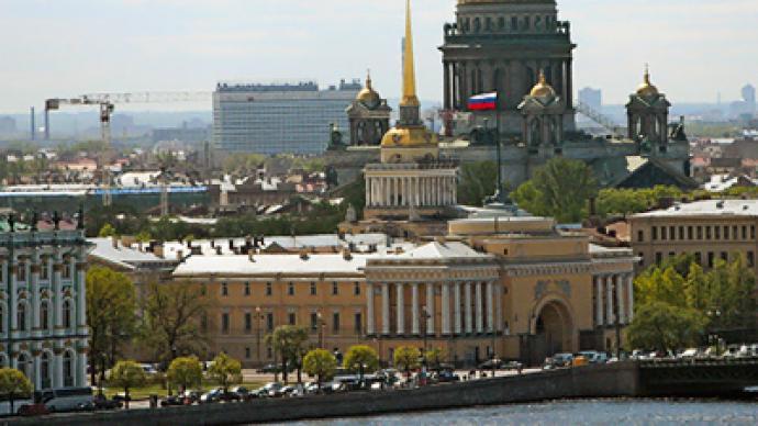 "St. Petersburg ""secret elections"" judged legal"