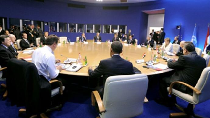 G8 pledges support for completion of Russia's accession to WTO
