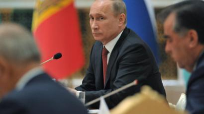 Russians don't want revolutions – Putin