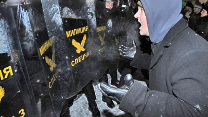 Polish deputies condemn Minsk, support opposition