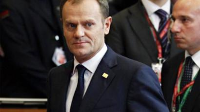Polish premier Tusk says opposition seeks Cold War with Russia