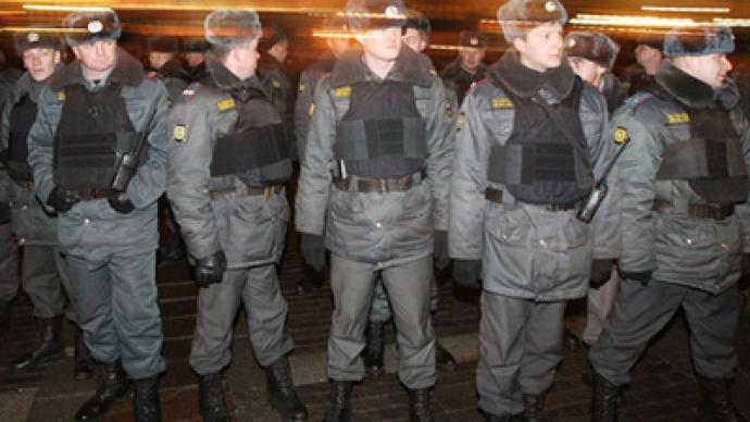 Police don't draw divisions between foreigners and Russian citizens - police chief