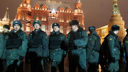 Russian police changing image as Medvedev signs new law