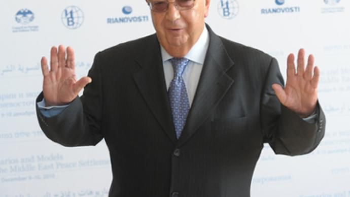 Former Russian PM Primakov decides to quit politics
