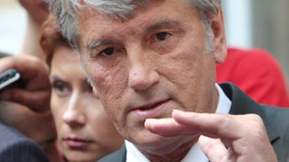 """Yushchenko is lying"" - Kremlin source"