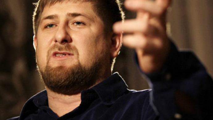 "Chechen leader blames ""destructive forces"" for recent Moscow riots"