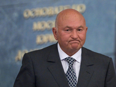 Luzhkov's outburst at Medvedev not a reason for his dismissal