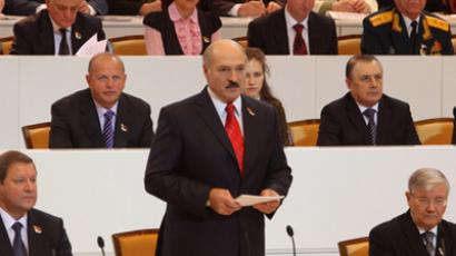 Belarusian opposition candidate offered deal with government