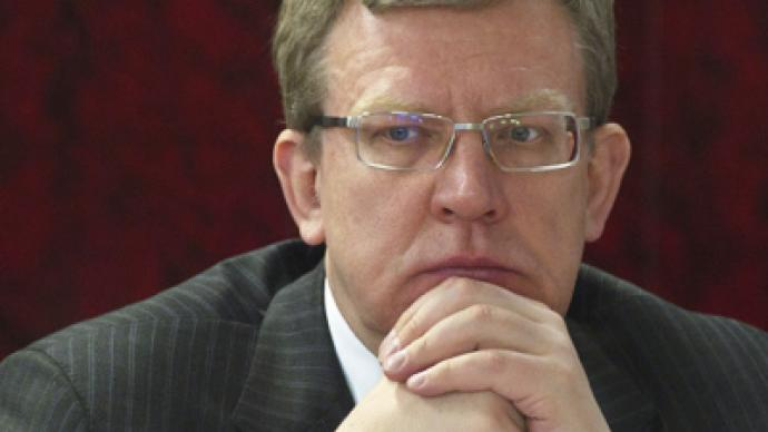 President tells Finance Minister Kudrin to resign