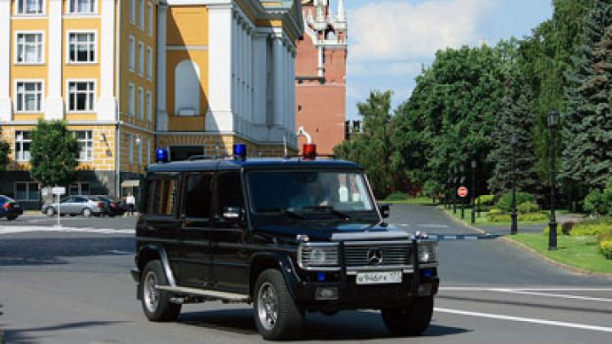 Prokhorov's Moscow traffic solution: Shift president from Kremlin
