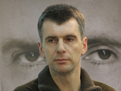 'Opposition veterans are Kremlin agents' - Prokhorov