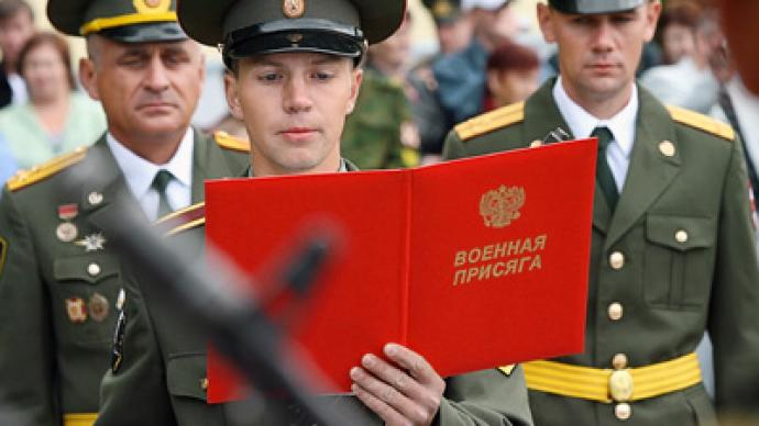 All the promises we make – activists suggest changes to military oaths