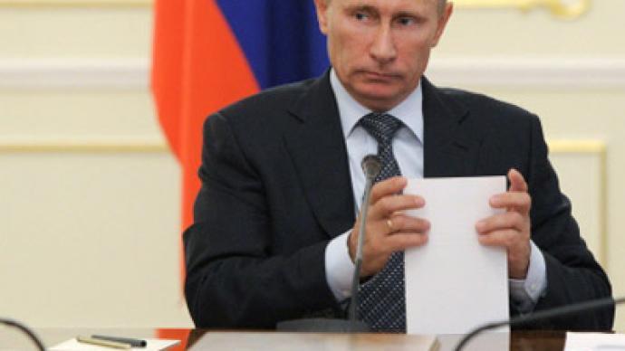 Putin promotes 'Eurasian Schengen' in first program article