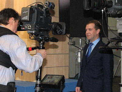 Duma approves funding and management schemes for public TV