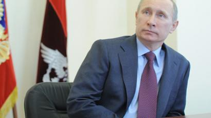 Putin releases manifesto for economic revival