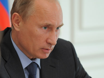 Ruble rebuke: Putin lashes out at ministers over budget