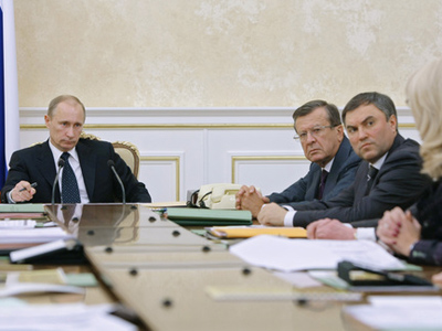 Putin says retribution for Domodedovo attack unavoidable