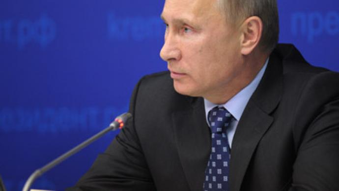 Putin promotes social unity, political modernization