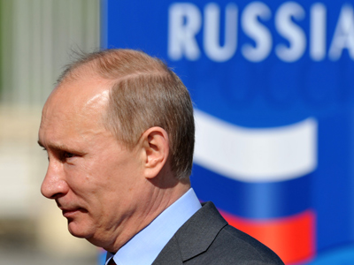 To the slammer only in good company – Putin