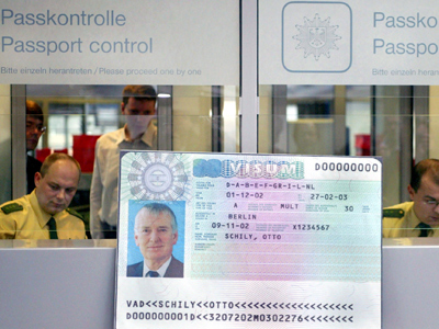 'Your visa has expired. Stand and leave' - Putin