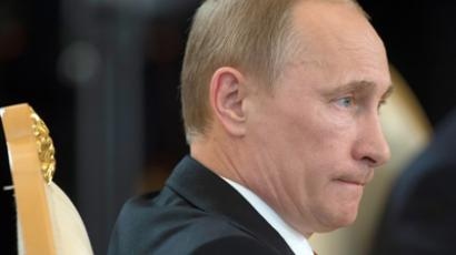 Regional development minister resigns after Putin knuckle-rap