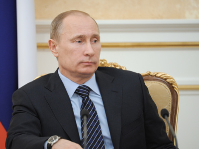 Putin promises to protect Christianity worldwide