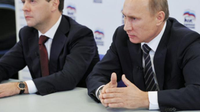 Putin, Medvedev get tough on ethnic ferment