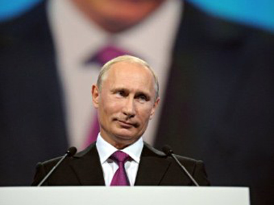 Viral politics: Medvedev - Orc, Putin - Troll