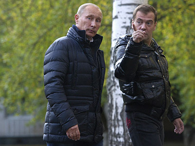 In defense of politics, Russian-style