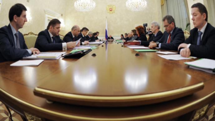 Putin to name new govt prior to inauguration – report