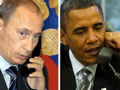 Putin and Obama agree to disagree on Syria