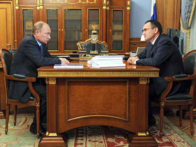 United Russia drafts program on people's proposals