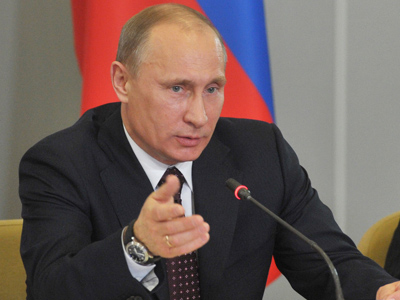 'NATO hijacking UN powers' – Putin