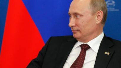 Putin blames West for global chaos
