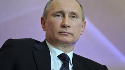 Putin: We need a new economy