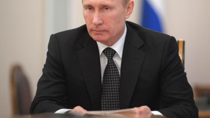 Putin: Russia must be unyielding against terrorists