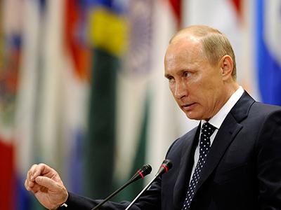 """We need a more fair and balanced economic model"" - Vladimir Putin"