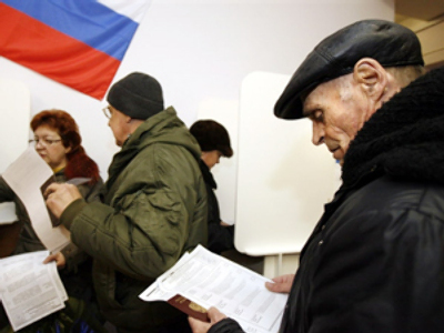 Putin's Party steamrolls across Russia in parliamentary elections
