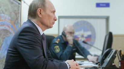 Russian President calls for introducing international nuclear safety standards
