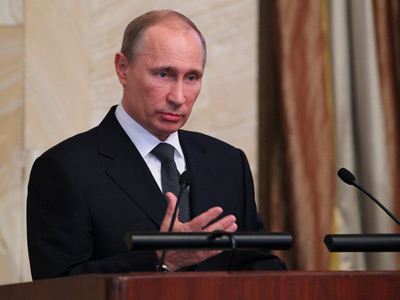 Russia will not tolerate foreign pressure – Putin