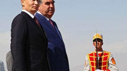 Federal Security Service calls for freeze in Tajikistan-Russia railroad connections