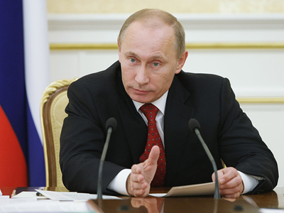 People must choose their fate without any interference - Putin