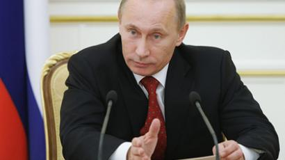 Putin says he is not addicted to power