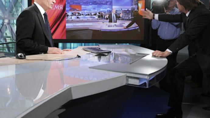 Opposition free to go on air – Putin