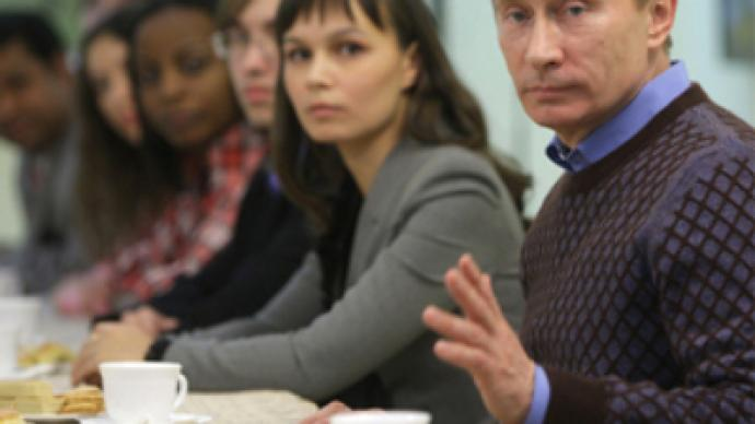 Putin values tolerance and honesty (most of all)
