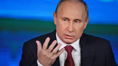 Ban on US adoptions is 'adequate reaction' - Putin